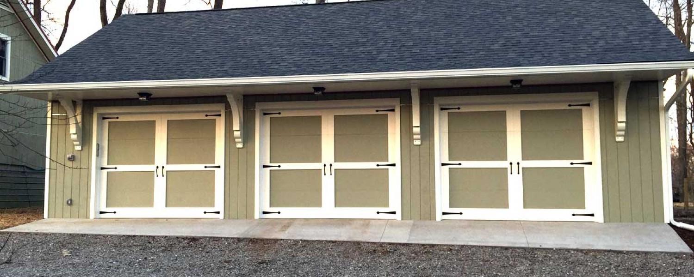 18 foot wide garage door best attractive home design for 18 foot garage door